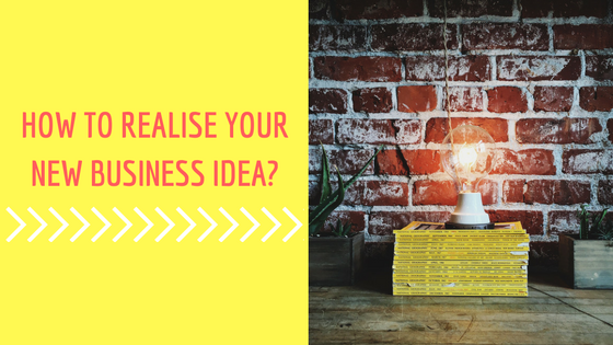 how to develop your new business