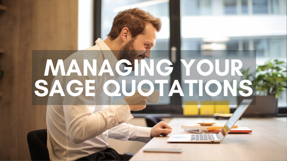 How to manage your quotations in Sage 50 with help of @spire